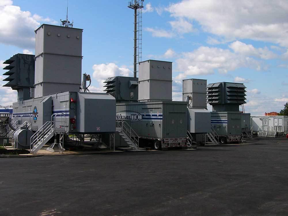 Запущенная в Севастополе МГТЭС более 80% вырабатываемой электроэнергии отдает в Крым