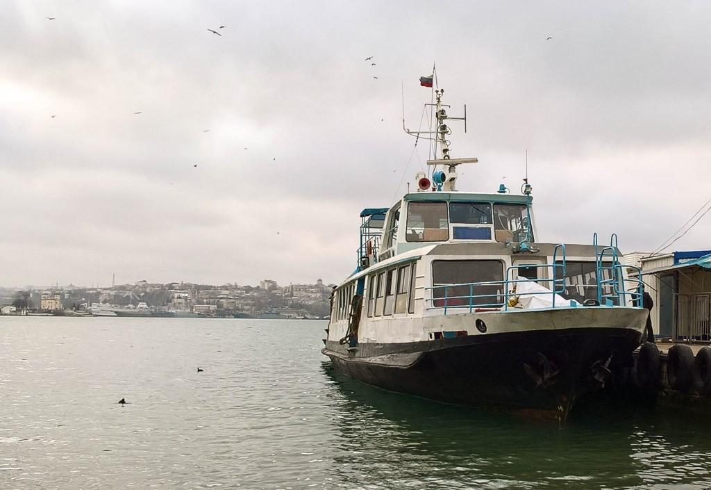 В Севастополе ограничили заход катеров в бухту Троицкая