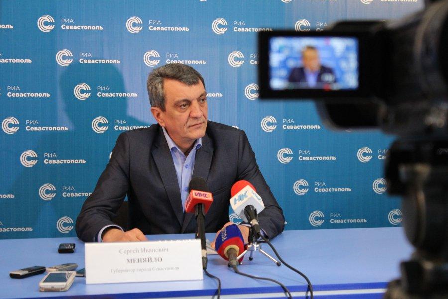 Сергей Меняйло опустился во Всероссийском рейтинге эффективности губернаторов