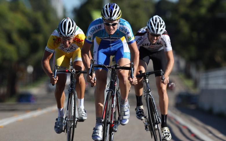 Летом Севастополь соберет сильнейших велосипедистов России