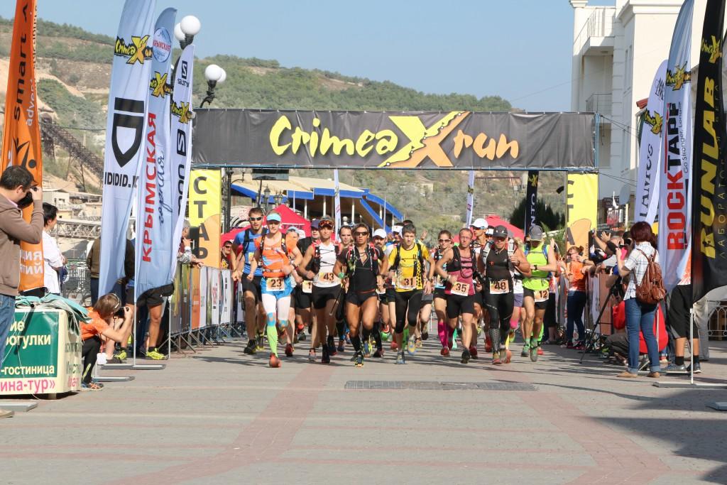 В 2016 году Крым вновь примет первый в России стадийный трейл Crimea X Run
