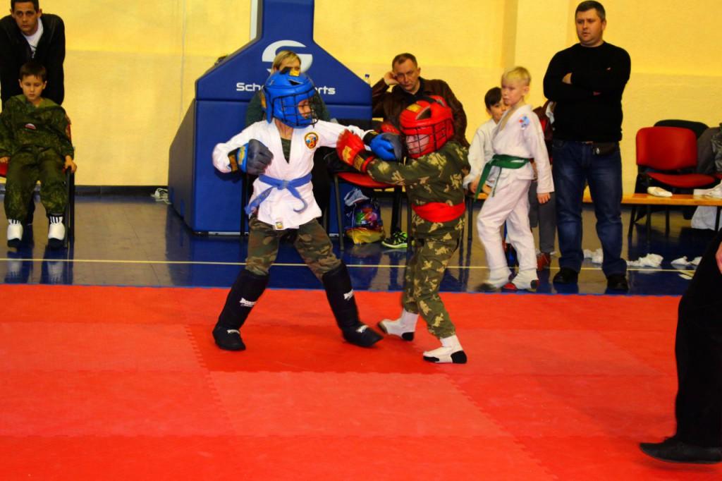 Севастопольские бойцы отпразднуют День защитника Отечества турниром по АРБ