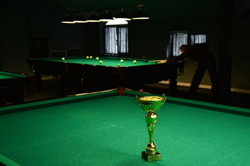 Севастопольские бильярдисты встретятся в финале турнира им. Исаева
