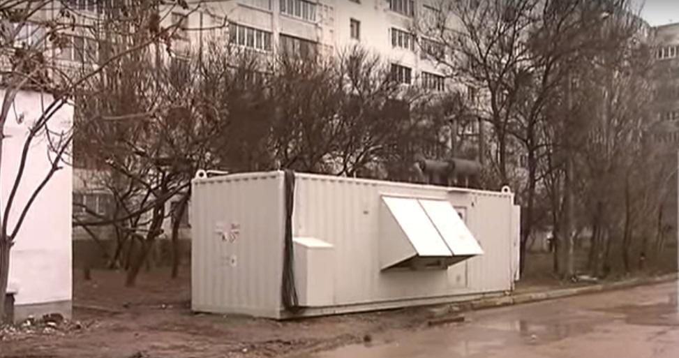 Заправка дизель-генераторов в Севастополе осуществляется с перебоями