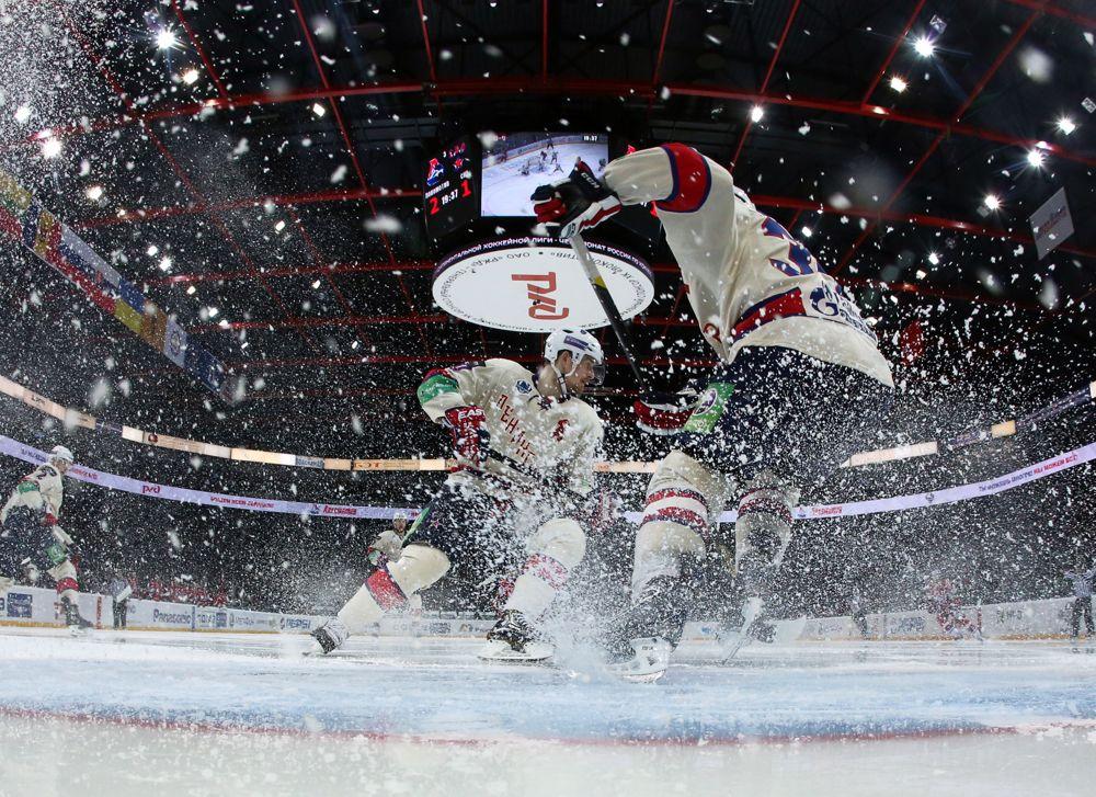 Севастопольцы поборются за Кубок Ялты по хоккею