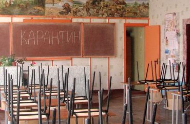 В Крыму и Севастополе на вынужденные каникулы ушли 6 школ