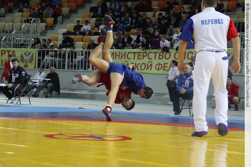 Севастопольские самбисты в Санкт-Петербурге поучаствуют во Всероссийском турнире