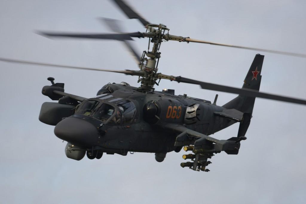 В Севастополь на мысе Херсонес разместят вертолеты и беспилотники