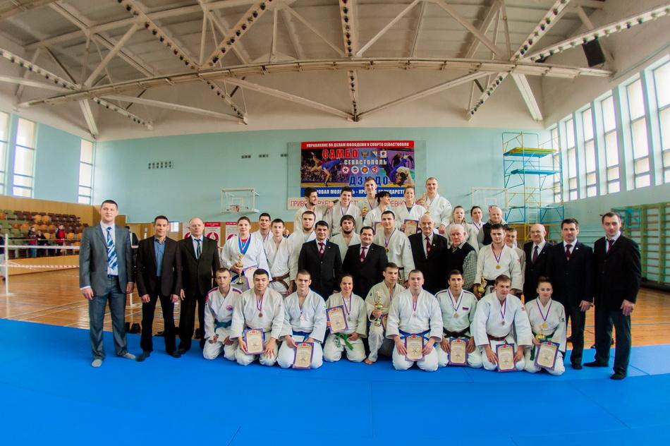 Севастольцы завоевали шесть медалей на первенство КФО по олимпийскому дзюдо