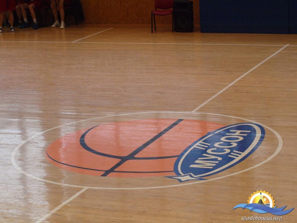 Первенство России по баскетболу Севастополь завершил на 10 месте