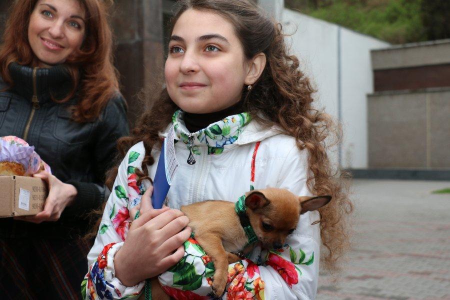 Владимир Путин исполнил мечту севастопольской девочки
