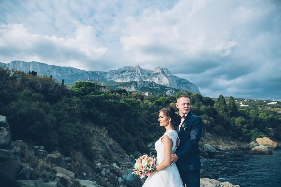 фотограф на свадьбу в Севастополе