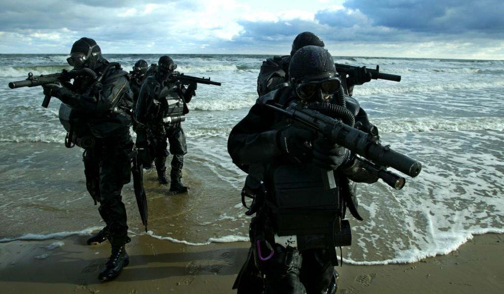 В Севастополе будут готовить спецназовцев-водолазов