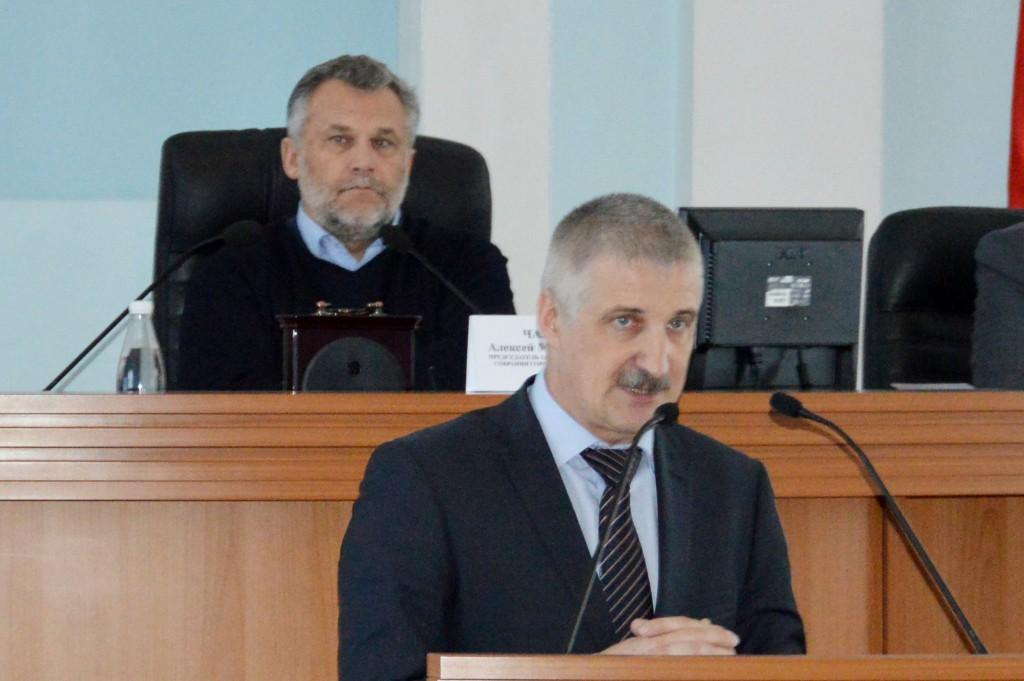 Бывший заместитель Меняйло стал мэром Рыбинска