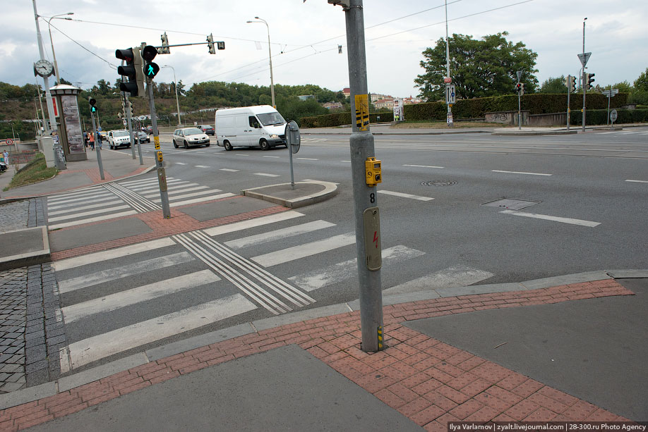 В Севастополе появятся кнопочные пешеходные переходы