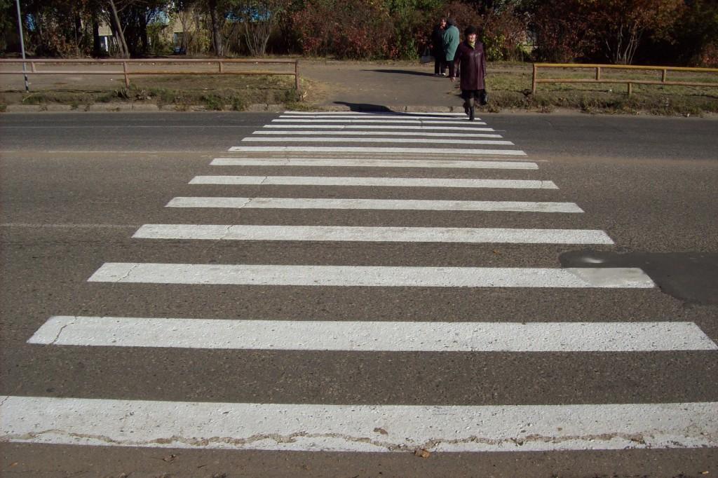 В Симферополе Шевроле задавил пешехода