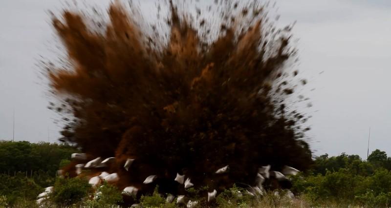 В Крыму обезвредили очередную бомбу времен ВОВ