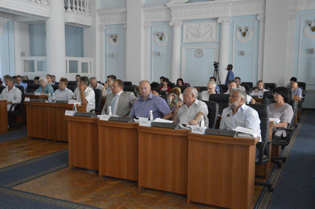 Севастопольские депутаты не приняли бюджет города на 2018 - 2020 годы
