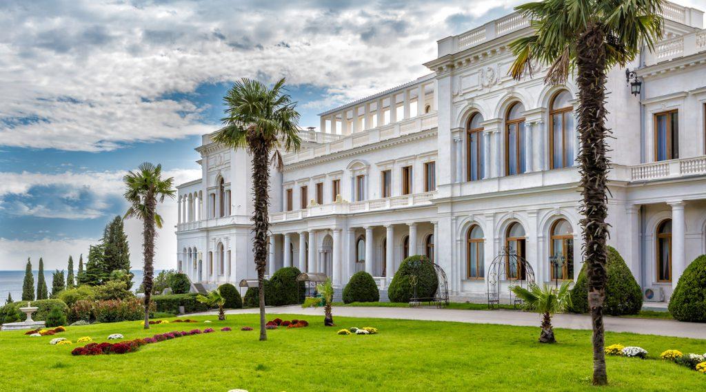 Ливадийский дворец получит личные вещи Николая II