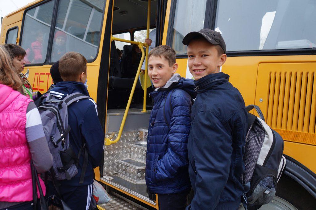 Севастопольским школьникам вернут льготный проезд в общественном транспорте