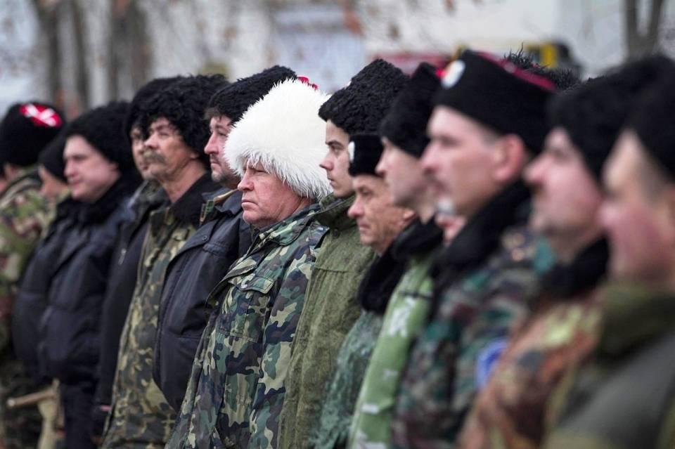 Севастопольские казаки выбрали нового атамана