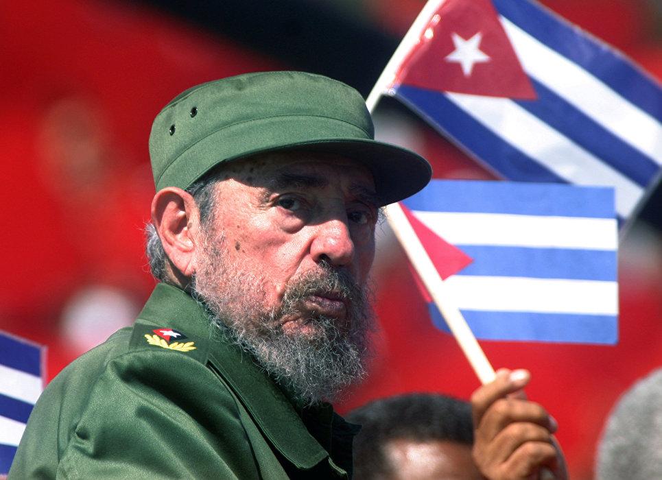 Крымский мост может носить имя Фиделя Кастро