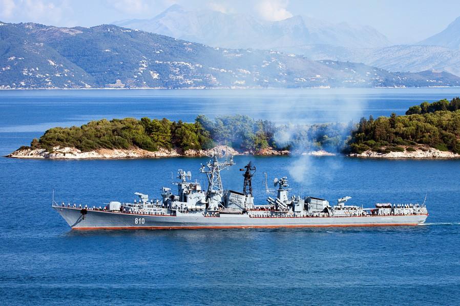 """""""Сметливый"""" сегодня возьмет курс с Греции на Севастополь"""