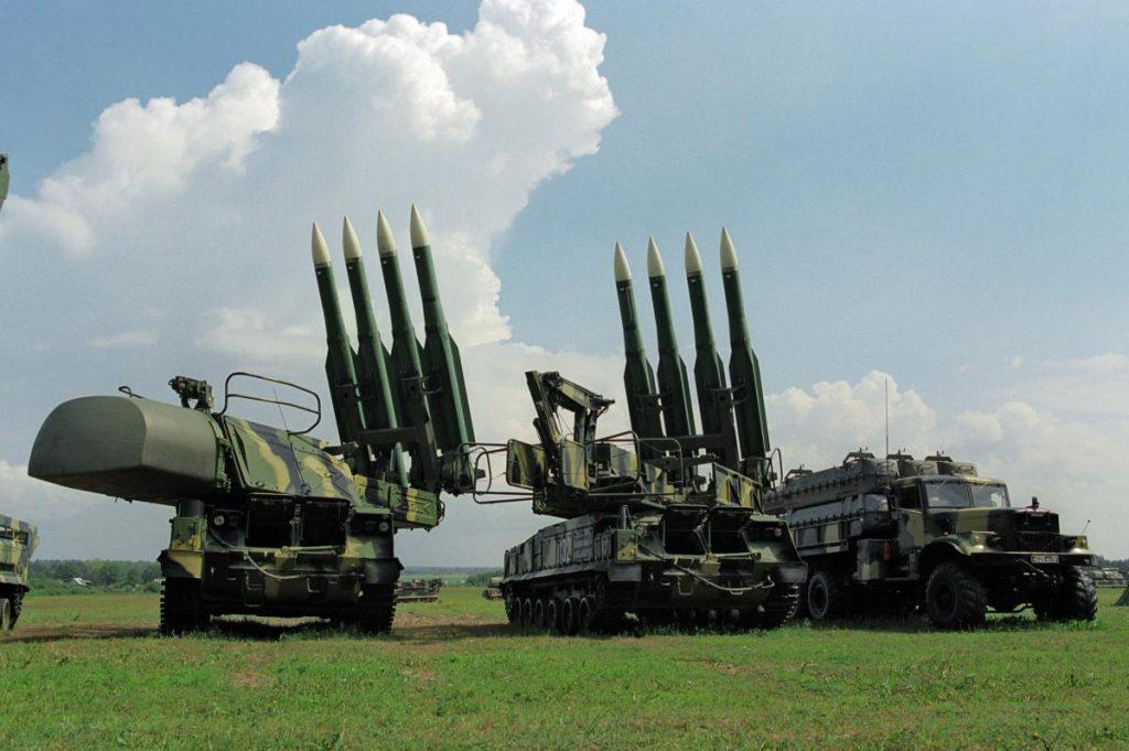 В Украине заявили о 50% выполнении ракетных стрельб