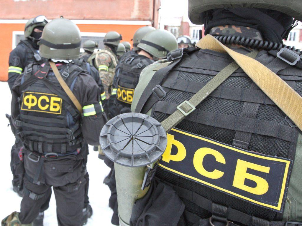 ФСБ задержала в Севастополе украинских диверсантов