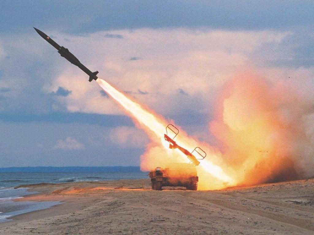 Стало известно, какие ракеты Украина испытает возле Крыма