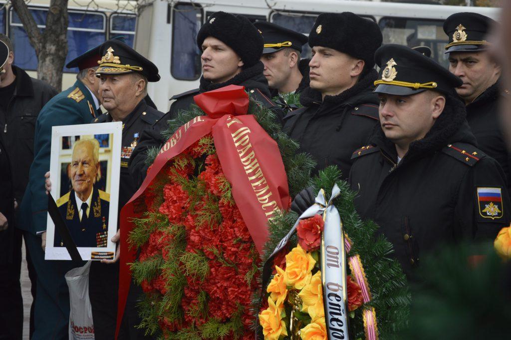 Севастополь простился с последним Героем Советского Союза