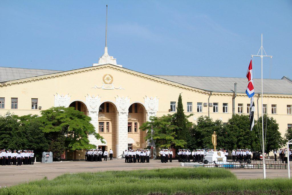 """На """"исторической части"""" Нахимовского училища построят новую базу для военной профессиональной подготовки"""