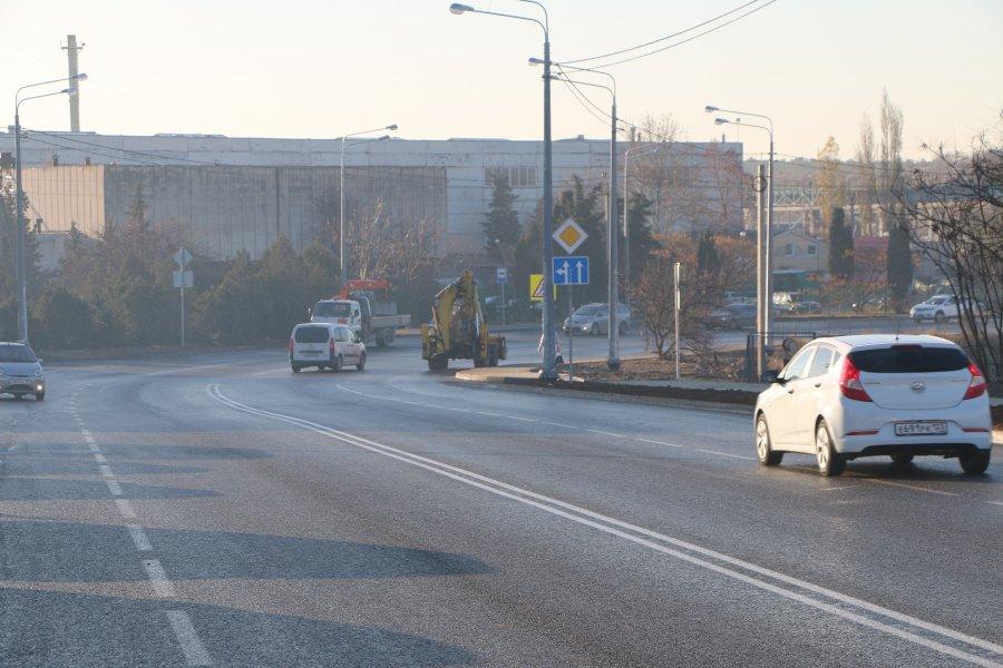 Губернатор Севастополя отчитался в Москве за дороги