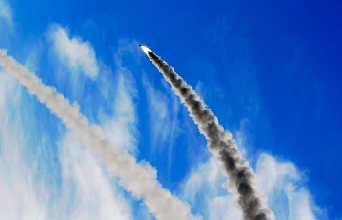 Украина сдвинула ракетные стрельбы подальше от Крыма