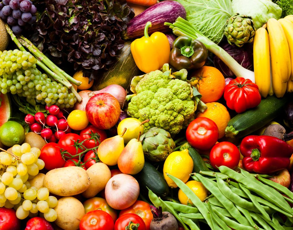 В Крым не пустили почти тонну украинских овощей и фруктов