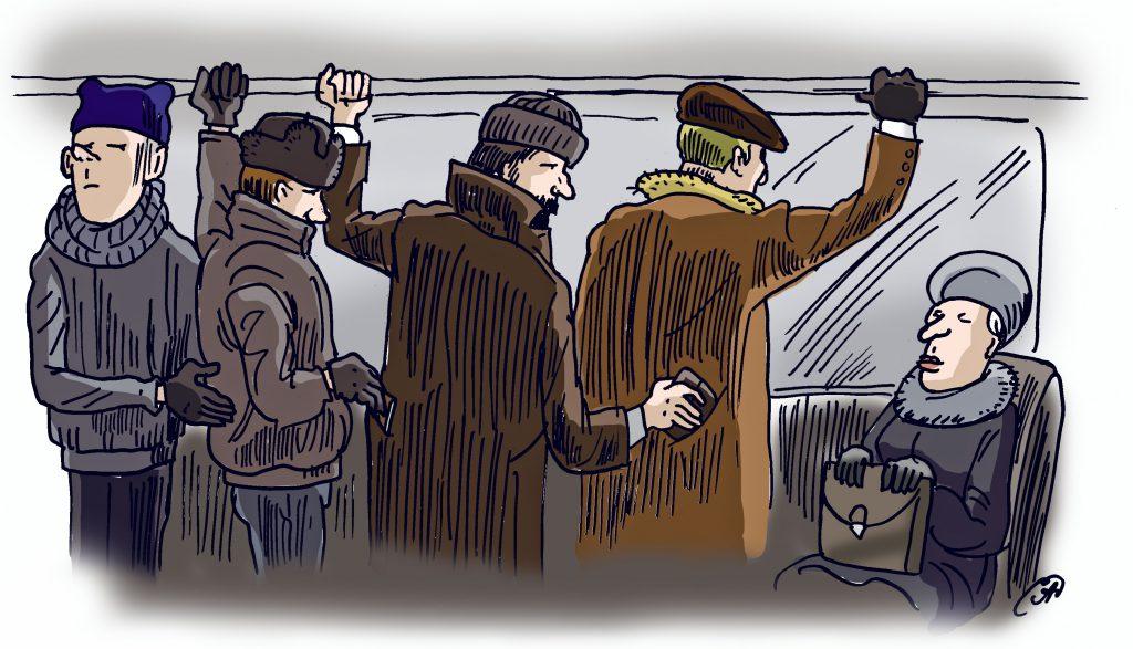 Внимание! В общественном транспорте Севастополя появились карманные воры