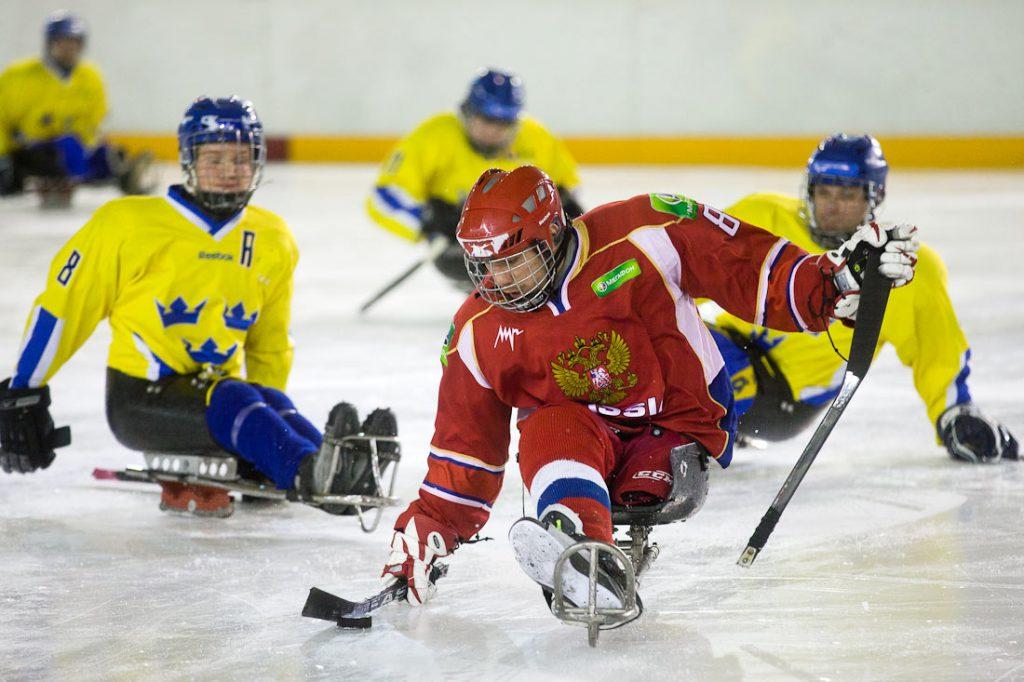 Севастополь будет готовить хоккеистов-паралимпийцев