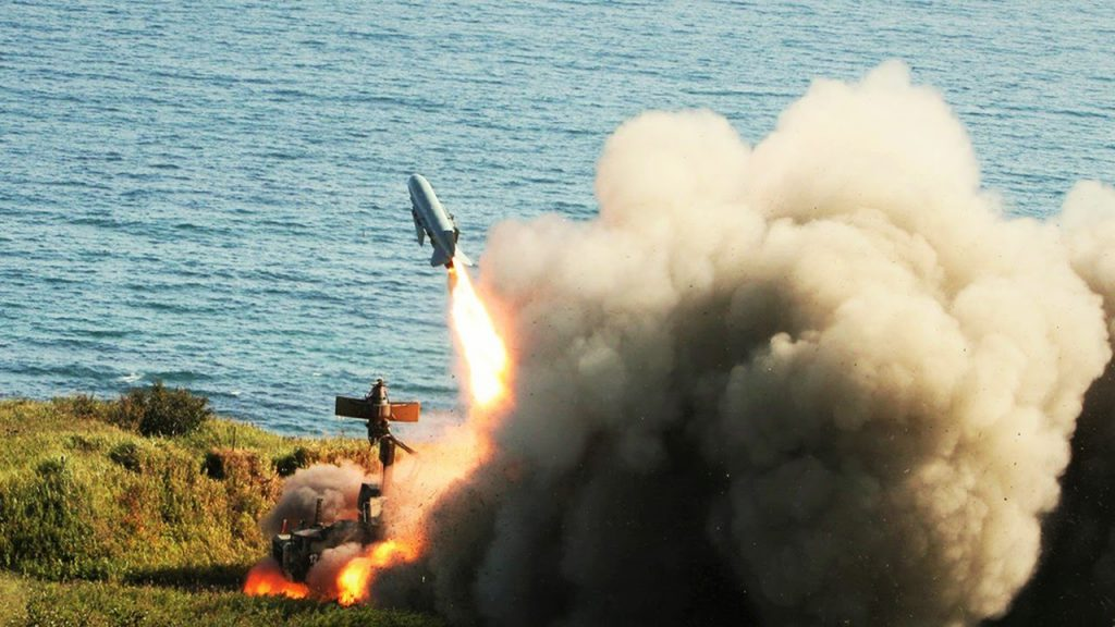 Украина похвасталась удачным запуском 16-ти ракет