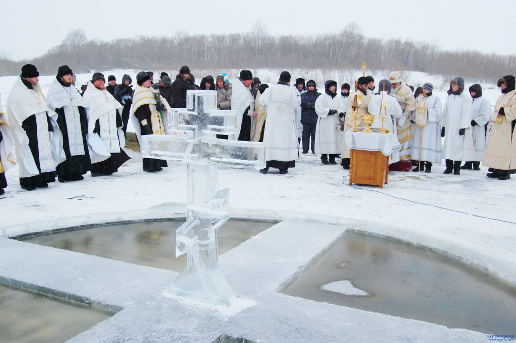 В крещенских омовениях в Крыму примут участие более 7 тыс человек