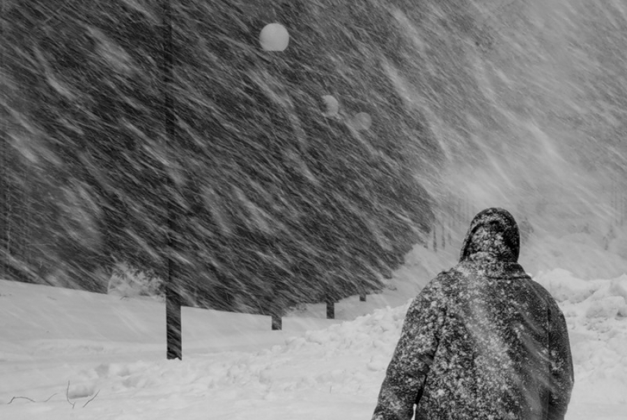 В Севастополь возвращаются морозы