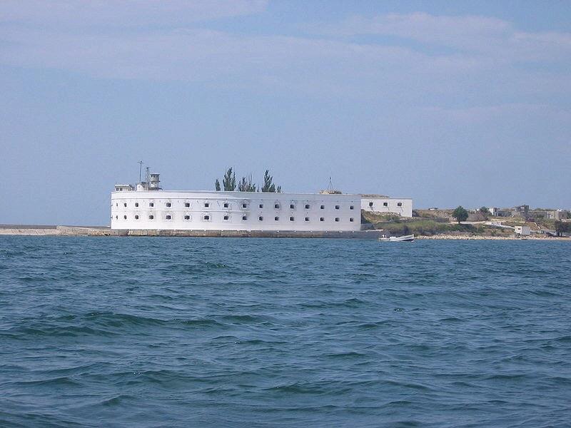 Весной 2017 года Константиновская батарея примет первых посетителей