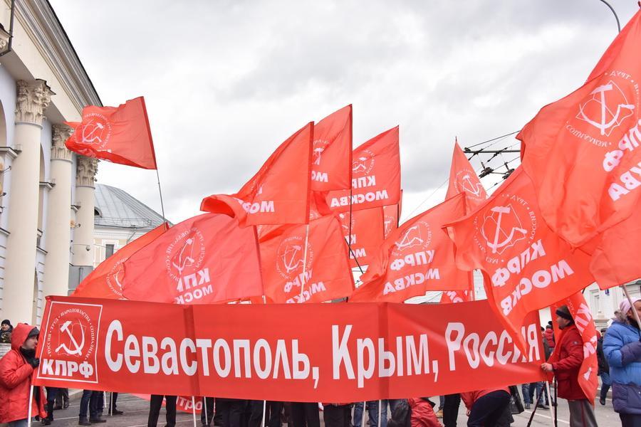 Главный коммунист Севастополя отказался баллотироваться на пост губернатора