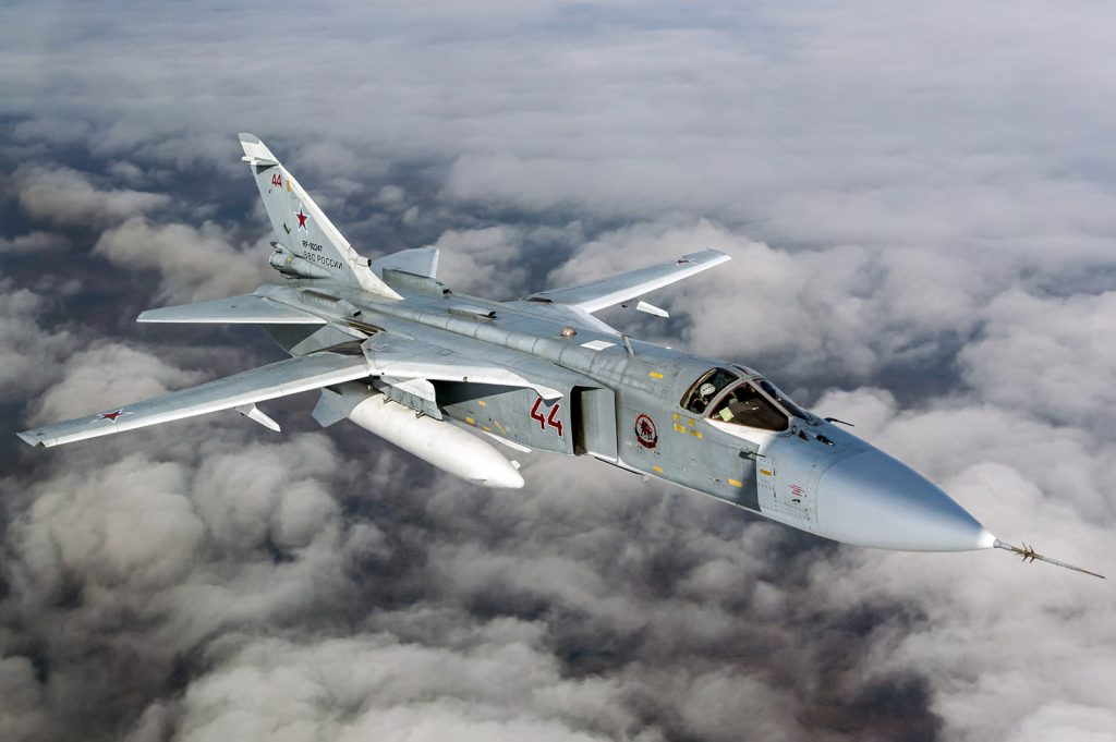 ВМС США испугались российских истребителей в Черном море