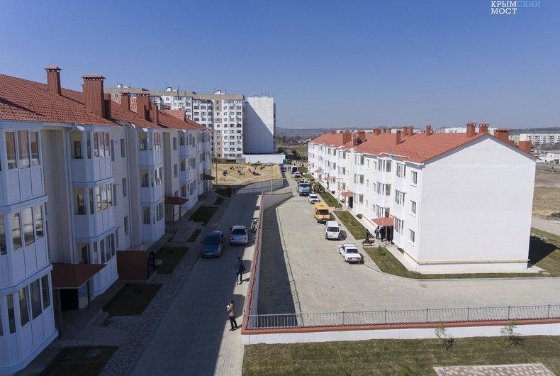 Крым поставил рекорд по строительству жилья