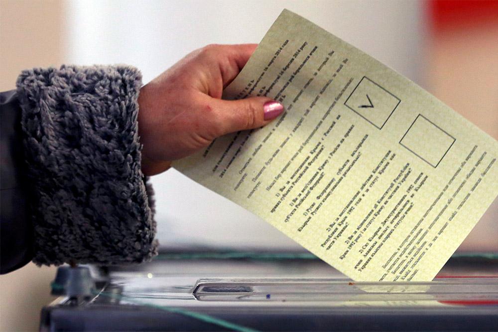 Овсянникова на выборах готовы поддержать чуть больше половины жителей Севастополя