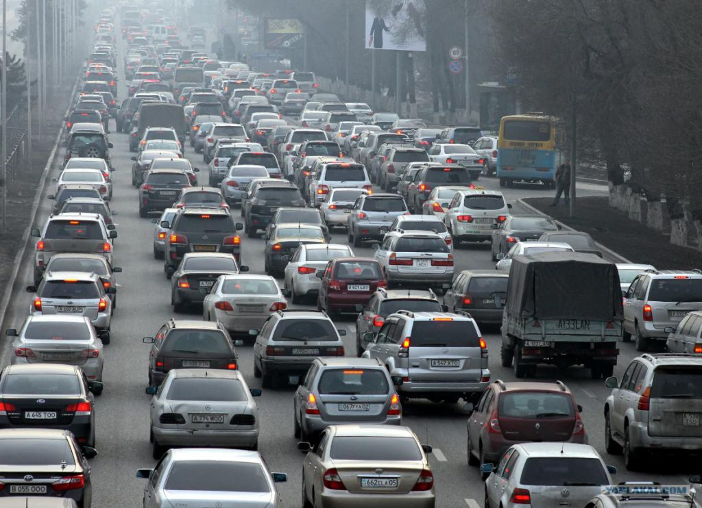 Плотность автомобильного потока в Севастополе превысила московскую — SevNews