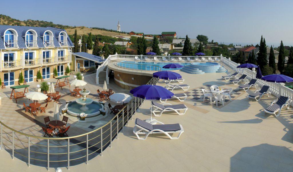 """Отель """"Вилла Арго"""" – ваш полноценный отдых"""