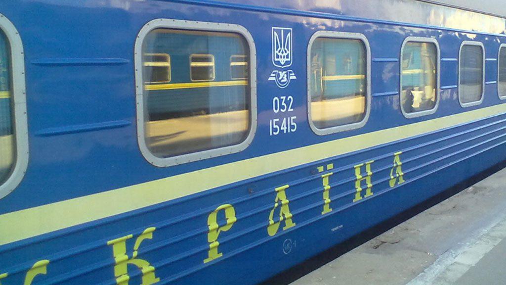 Украинцы массово скупают билеты на поезда в Крым