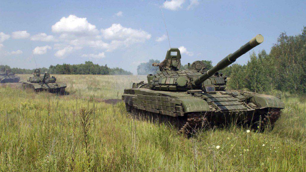 Украинский генерал хотел обстрелять здание Верховного Совета Крыма из танков