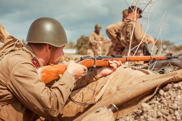 В сентябре на Федюхиных высотах пройдет Крымский военно-исторический фестиваль